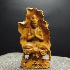Mua Tượng Phật Ba Quan Am Bằng Gỗ Hoang Dương Để Trong Xe O To Oem Rẻ