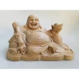 Tượng Phật Di Lặc Bằng Gỗ Xa Xị Để Trong Xe O To Oem Chiết Khấu