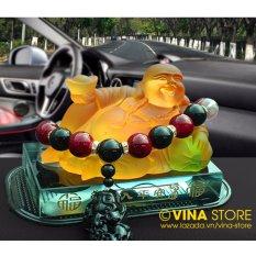 Tượng Phật Di Lặc Vina Store Đa Ngọc Bich Phong Thủy May Mắn Trang Tri O To Hoặc Ban Lam Việc Trong Hà Nội