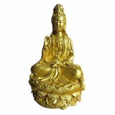 Giá Bán Tượng Phật Quan Am Tọa Đai Sen Qad29 Thịnh An