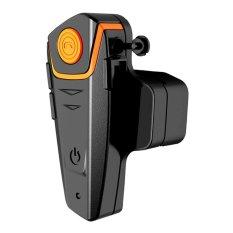 Đa năng Chống Nước Bluetooth Mũ Bảo Hiểm Tai Nghe Liên Lạc Nội Bộ Interphone cho Xe Máy Xe Máy Trượt Tuyết HelmetBT-S2 Cắm ANH QUỐC-quốc tế