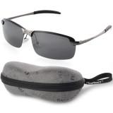 Cửa Hàng Uv400 Polarized Glasses Outdoor Sports Driving Sunglasses Black Grey Frame Os387 Sz Intl Trong Hong Kong Sar China