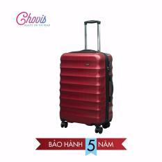 Giá Bán Vali Chovis Cd02 24 Đỏ Tặng Tui Bọc Vali Hồ Chí Minh