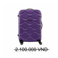 Mua Vali Kamiliant Am4 91001 Onda Spinner 55 20 Size Cabin Purple Kamiliant Trực Tuyến