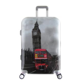Vali kéo du lịch nhựa hình Big Ben size nhỏ 5 tấc TA085 thumbnail