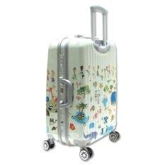 Mua Vali Nhựa Hinh Cần Keo To Khung Cứng We Are The World Size 20 Inch Ta191 Tama Luggage Trực Tuyến