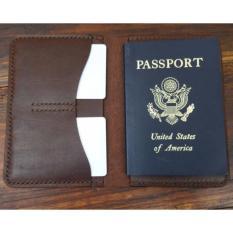 Bán Mua Vi Đựng Passport Da Thật Ldd0034 Trong Hà Nội