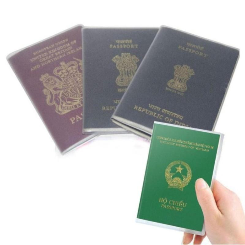 Vỏ bao hộ chiếu - Passport tiện dụng