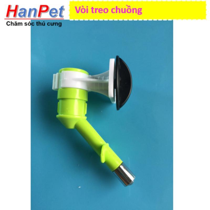 HCM-Vòi treo chuồng chó tự động cấp nước cho thú cưng (đai to) ( 381)-HP10799TC