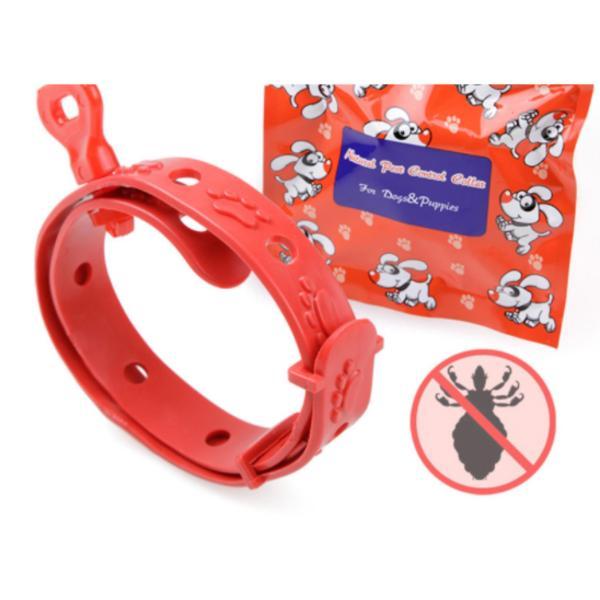 Vòng cổ chống ve, bọ chét cho chó 2-10kg, Phụ kiện cho chó - Vòng chống ve bobo