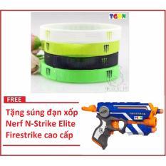 Ôn Tập Vong Tay Thể Thao Thời Trang Tặng Sung Đạn Xốp Nerf N Strike Elite Firestrike Cao Cấp Hà Nội