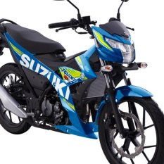 Xe con Suzuki Raider FI 2016 GP – Xanh