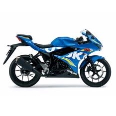 Xe máy thể thao GSX - R150 (Xanh)