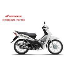 Bán Xe Số Honda Alpha 110Cc 2017 Trắng Rẻ Nhất