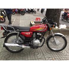 Xe tay côn Honda CG 125 - Đỏ đen