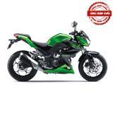 Giá Bán Xe Tay Con Thể Thao Kawasaki Z 300 Xanh La Nguyên