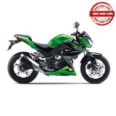 Ôn Tập Tốt Nhất Xe Tay Con Thể Thao Kawasaki Z 300 Xanh La