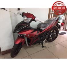 Xe tay côn Yamaha MX King - Đỏ đen