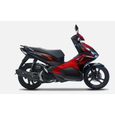 Xe tay ga Honda Air Blade thể thao 2018 - Đỏ đen