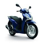 Xe Tay Ga Honda Sh Việt Nam 150Cc 2015 Xanh Phối Đen Rẻ