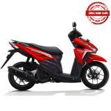 Xe Tay Ga Honda Vario 125Cc Esp Đỏ Đen Hang Nhập Khẩu Hồ Chí Minh Chiết Khấu