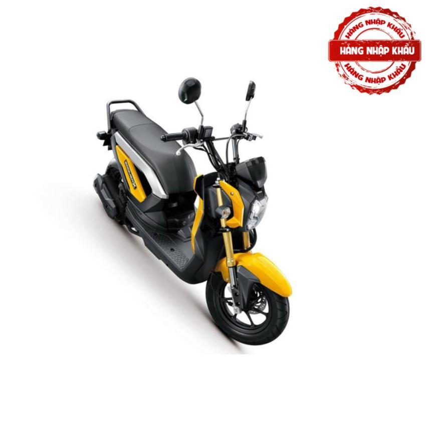 Mua Xe Tay Ga Honda Zoomer X 2014 Vang Đen Hang Nhập Khẩu Honda Rẻ