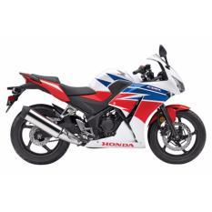 Xe thể thao Honda CBR300R (Trắng)
