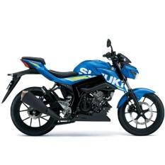 Xe Thể Thao Suzuki GSX - S150 (Xanh GP)