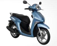 Giá Bán Xe Tay Ga Yamaha Janus Standard 2016 Xanh Dương Yamaha Nguyên