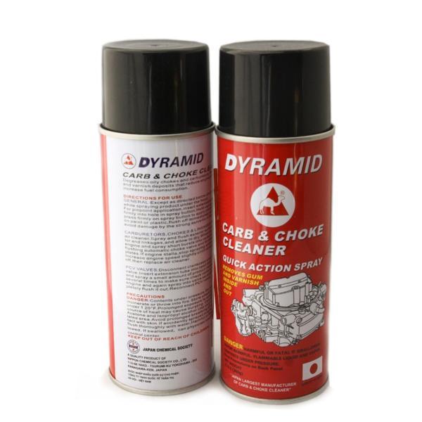 Xịt chế hòa khí ô tô , xe máy Dyramid