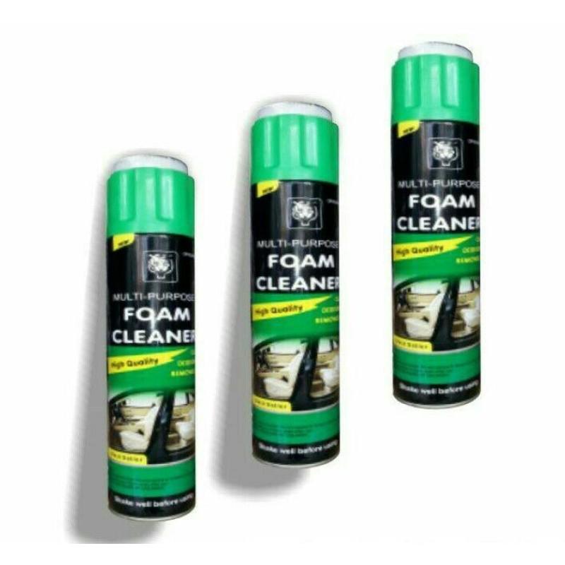 Xịt tẩy vệ sinh nội thất ô tô Foam Cleaner