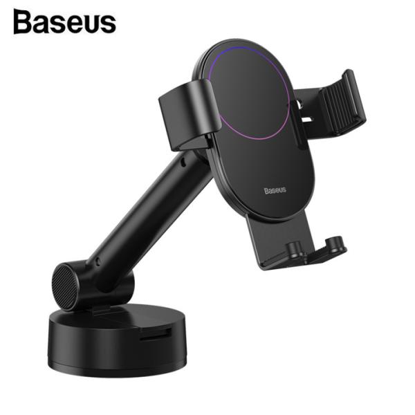 Gía đỡ điện thoại gắn taplo hoặc kính lái ô tô nhãn hiệu Baseus SUYL-JY01 - Bảo hành 6 tháng