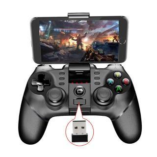 Tay cầm chơi game bluetooth tay cầm chơi game Liên Quân Mobile thumbnail