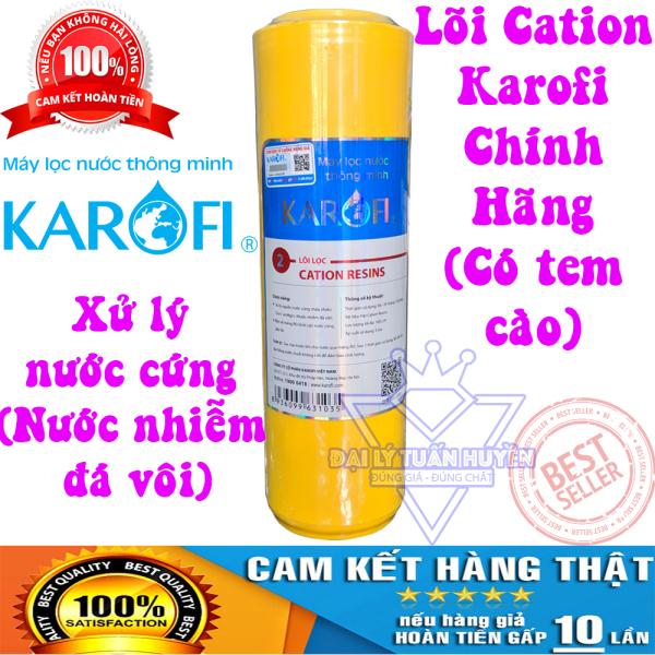 Bảng giá Lõi Cation Resins Karofi chính hãng xử lý nước cứng , nước nhiễm đá vôi Điện máy Pico
