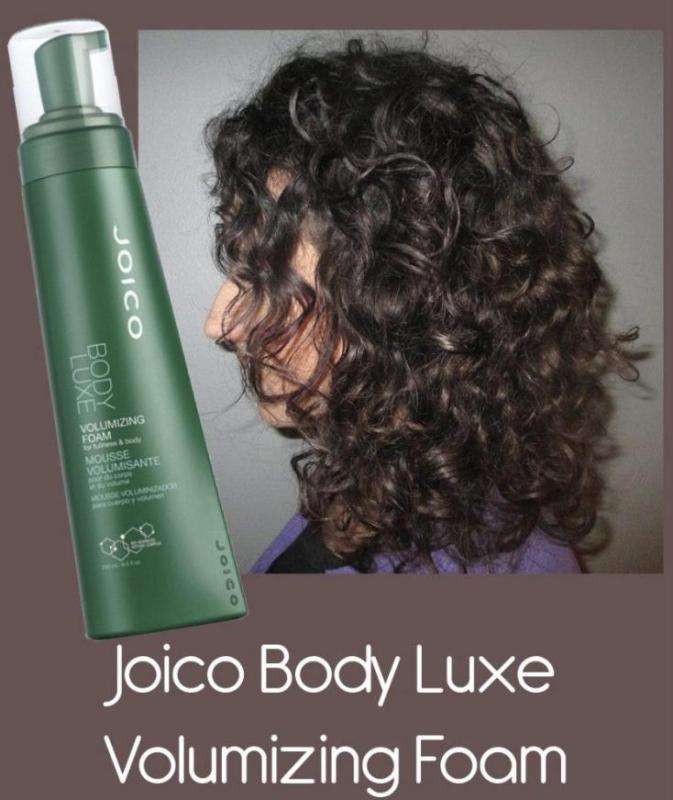Xịt Dưỡng Tăng Độ Phồng Body Luxe Volumizing Foam Joico 250ml nhập khẩu