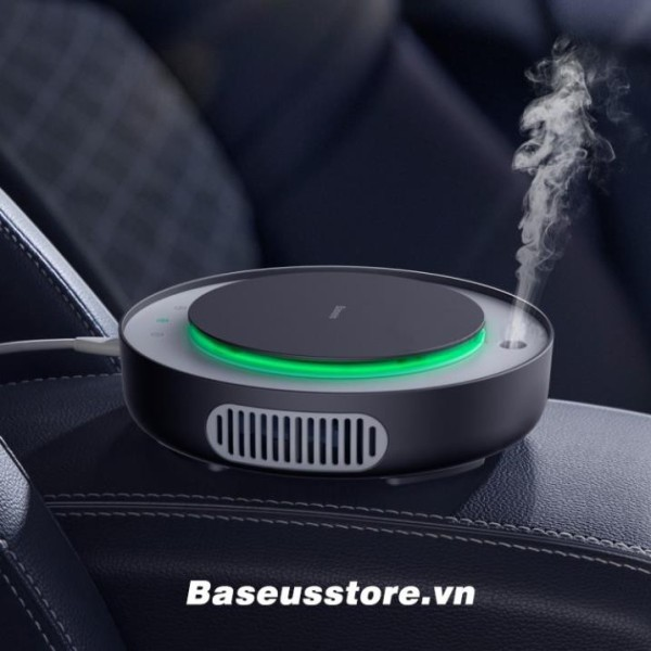 Máy lọc không khí và tạo độ ẩm cho xe hơi Baseus