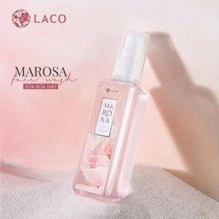 Sữa rửa mặt marosa - laco thumbnail
