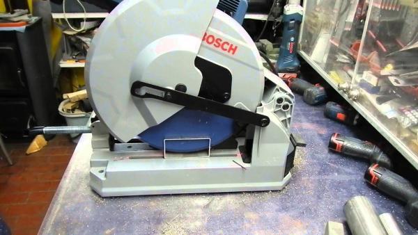 Máy cắt sắt 1500W Bosch GCD 12 JL