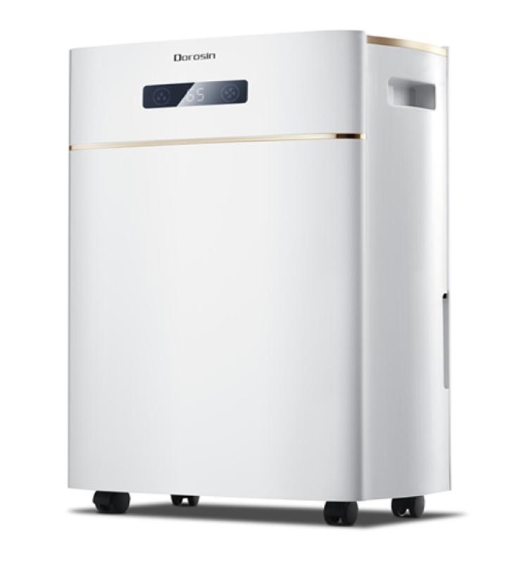 Máy hút ẩm Dorosin ER-620- Công suất lớn 20L/ngày sử dụng cho phòng 120m2- Lọc không khí- Bảo hành 1 năm