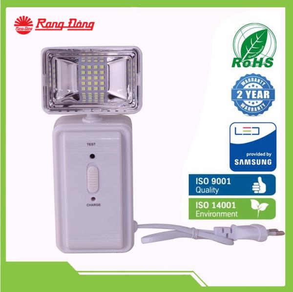 Đèn LED Chiếu sáng khẩn cấp 3W Rạng Đông - Mã D KC05/3W