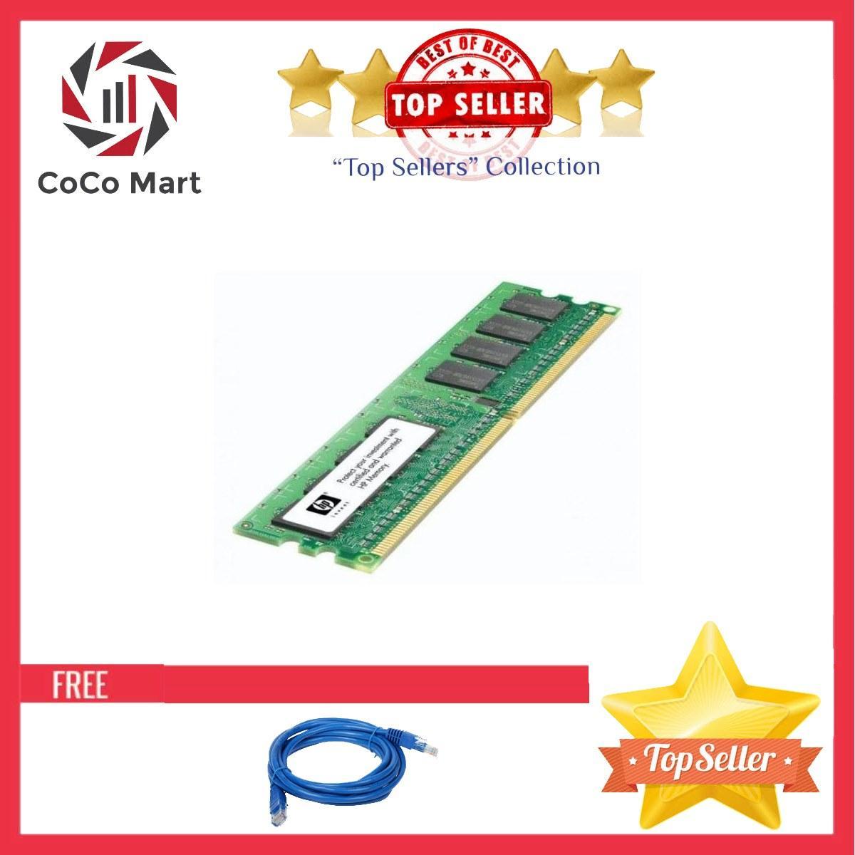 Ram Dành Cho PC HP 2GB, DDR 3, Bus 1333Mhz Tản Nhiệt Tốt