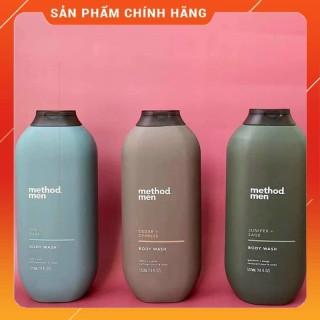 Sữa tắm Method body dành cho nam - xuất xứ ÚC thumbnail