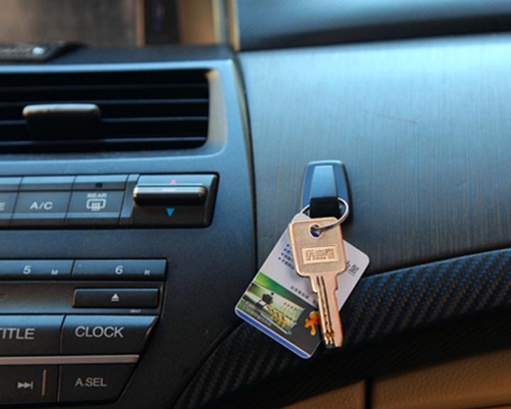 Bộ 3 nút mini cố định đa năng xe ô tô - 4