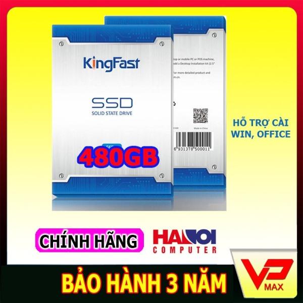 Bảng giá Ổ cứng SSD Kingfast F6 Pro 480GB 240GB 2.5 inch bảo hành tại hãng Hà Nội Computer Phong Vũ