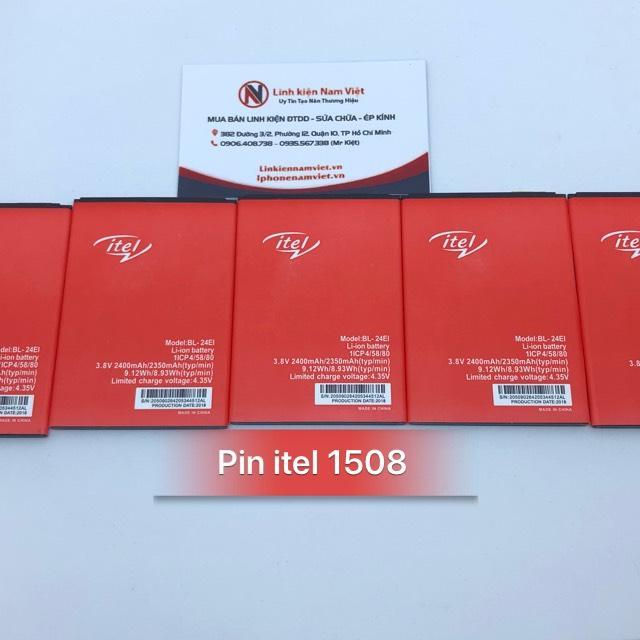 Mã Ưu Đãi Khi Mua PIN ITEL 1508 1508 PLUS BL-24EI ZIN.