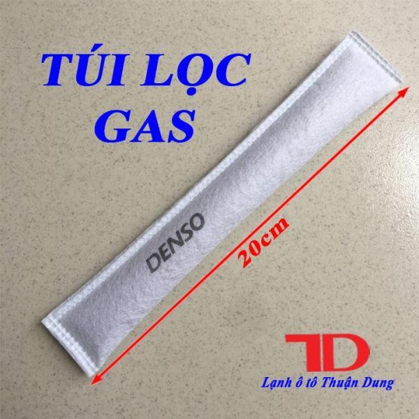 Túi Lọc Gas DENSO, Lốc Điều Hòa Ô Tô 20cm