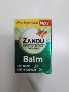 Dầu xoa bóp Zandu Balm Ấn Độ thumbnail