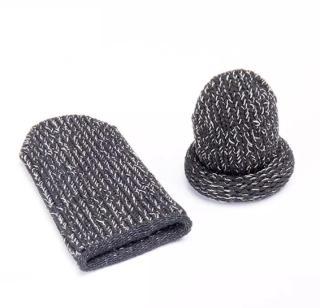 [MẪU MỚI] Bộ bao 2 ngón tay chuyên dụng chơi game mobile chống ra mồ hôi tay, chất liệu sợi carbon thoáng mát, cảm ứng cực nhạy, độ co giãn cao 3