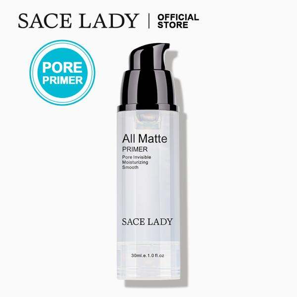 Kem lót SACE LADY dưỡng ẩm kiềm dầu che phủ lỗ chân lông trang điểm tự nhiên dung tích 30ml - INTL cao cấp