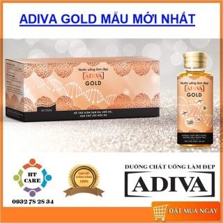 COLLAGEN ADIVA GOLD - HỘP 14 LỌ thumbnail